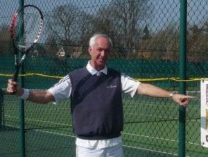 Tennis Court Busbridge